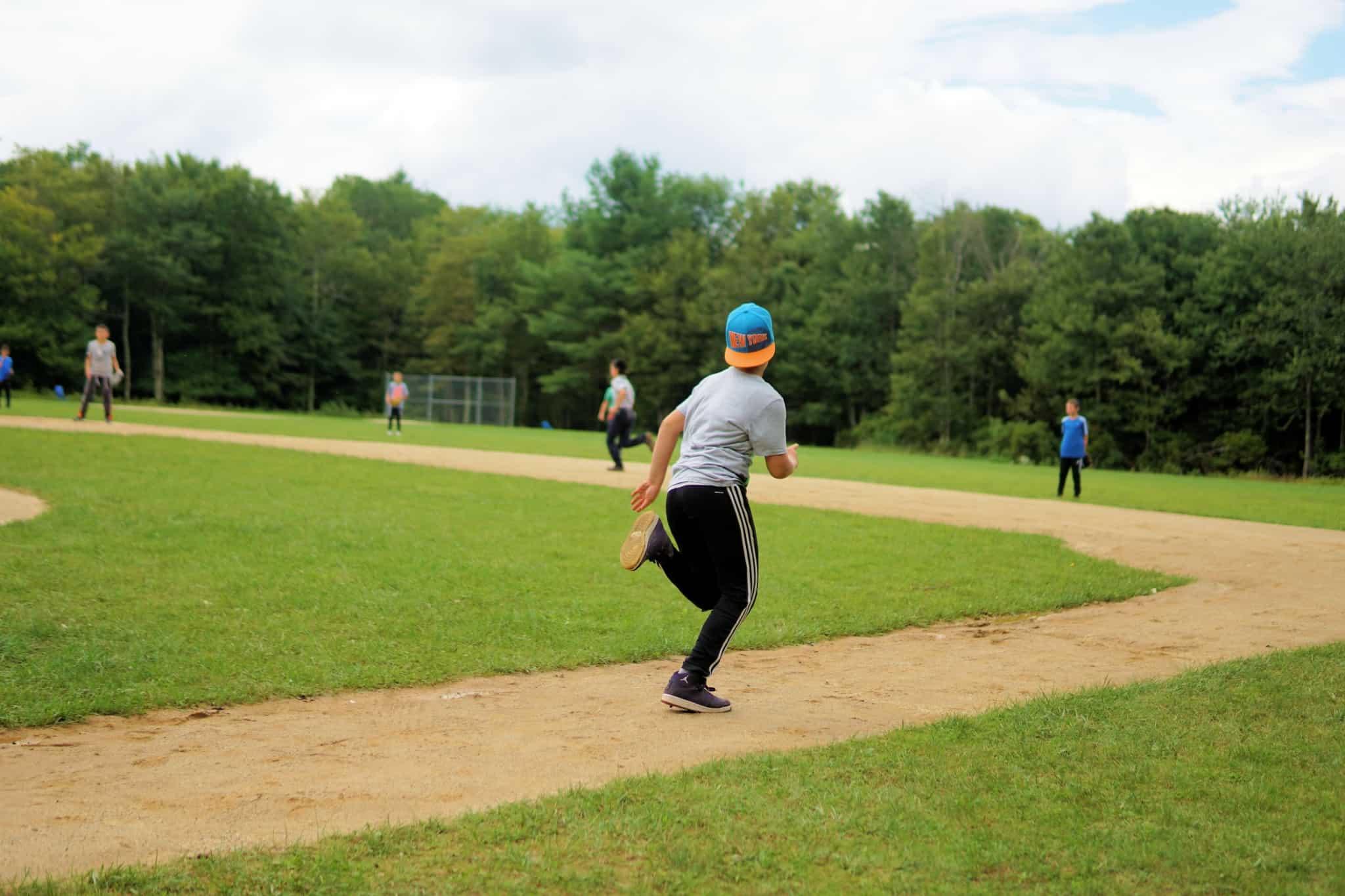 Grounds: Baseball Field 2018